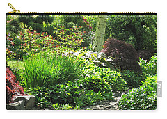 Finnerty Gardens Pond Carry-all Pouch