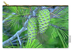 Fir Cones Carry-all Pouch