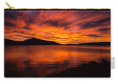 Fire At Dawn Carry-all Pouch