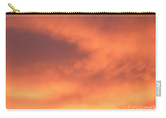 Fire Clouds Carry-all Pouch by Joseph Baril