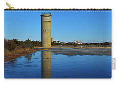 Fire Control Tower 3 Icy Reflection Carry-all Pouch