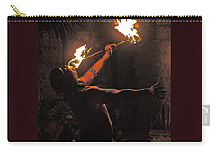 Fire Dancer Carry-all Pouch