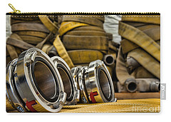 Fire Hoses Carry-all Pouch