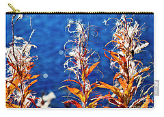 Fireweed Flower Carry-all Pouch