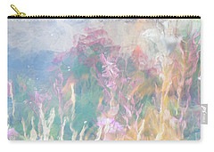 Fireweed Number 9  Carry-all Pouch by Brian Boyle