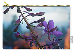 Fireweed Number Five Carry-all Pouch by Brian Boyle