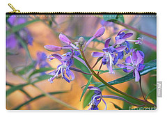 Fireweed Number Three Carry-all Pouch by Brian Boyle