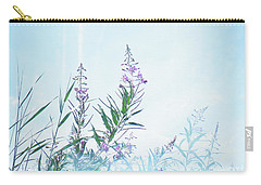 Fireweed Number Two Carry-all Pouch by Brian Boyle