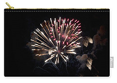 Fireworks At Night Carry-all Pouch