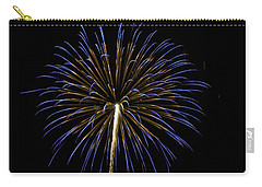 Fireworks Bursts Colors And Shapes 3 Carry-all Pouch