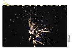 Fireworks - Dragonflies In The Stars Carry-all Pouch