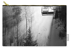 Winter Sports Photographs Carry-All Pouches
