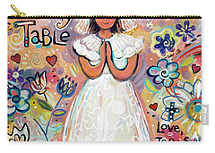 First Communion Girl Carry-all Pouch