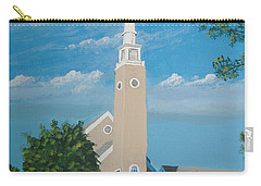 First Congregational Church Carry-all Pouch by Norm Starks