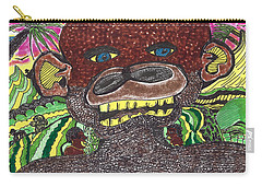 First Jungle Carry-all Pouch by Don Koester
