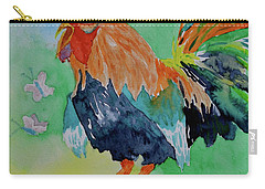 Carry-all Pouch featuring the painting First Of Day by Beverley Harper Tinsley