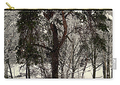 First Snow Carry-all Pouch by Henryk Gorecki