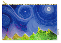 First Star By  Jrr Carry-all Pouch by First Star Art