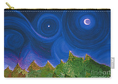 First Star Wish By Jrr Carry-all Pouch by First Star Art