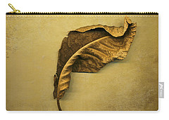 First To Fall Carry-all Pouch by Jan Bickerton