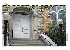 First United Methodist Church Williamstown Wv Carry-all Pouch