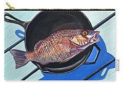 Fish Fry Carry-all Pouch