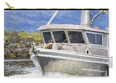 Fisherman's Prayer - West Coast Art Carry-all Pouch