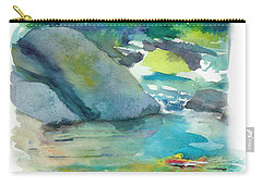 Fishin' Hole Carry-all Pouch by C Sitton