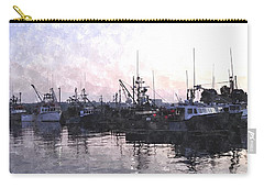Fishing Fleet Ffwc Carry-all Pouch by Jim Brage