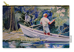 Fishing Spruce Creek Carry-all Pouch