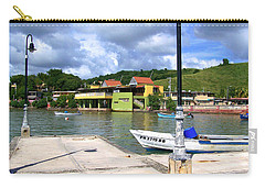 Fishing Village Puerto Rico Carry-all Pouch