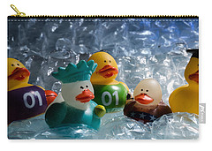 Five Ducks In A Row Carry-all Pouch
