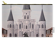 Five Fifteen In New Orleans Carry-all Pouch
