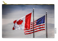 Flag Duo Carry-all Pouch
