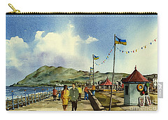 As I Walk Along The Promenade With An Independant Air  ....... Carry-all Pouch