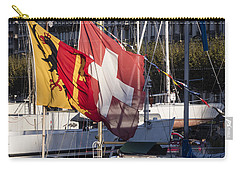 Flags Carry-all Pouch by Muhie Kanawati