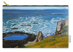 Flagstaff Point  Carry-all Pouch by Pamela  Meredith