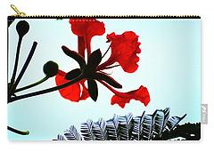 Flamboyant Zen Carry-all Pouch