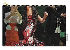 Flamenco Series No 13 Carry-all Pouch