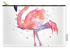 Animal Paintings Carry-All Pouches