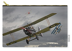Flander's Skies Carry-all Pouch