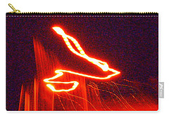 Flare Up On The Sun Carry-all Pouch