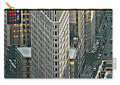 Flatiron Building Nyc 1 Carry-all Pouch
