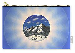 Flatiron Mandala Carry-all Pouch