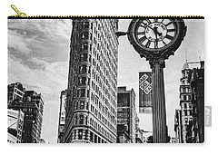 Flatiron Rush Carry-all Pouch by Andrew Paranavitana
