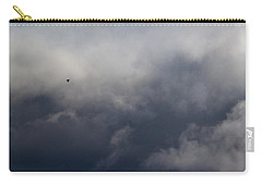 Fleeing The Storm   Carry-all Pouch