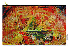 Free Bird Carry-all Pouch by Jean Cormier
