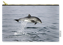 Flight Of The Dolphin Carry-all Pouch