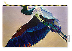 Flight Of The Heron Carry-all Pouch