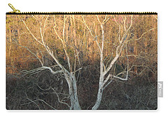 Carry-all Pouch featuring the photograph Flint River 12 by Kim Pate